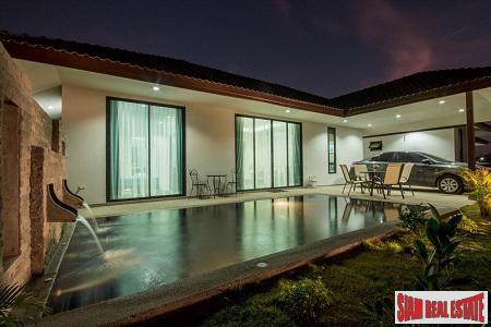 Pool Villas at West Hua Hin