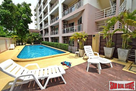 Condo Conveniently Located Near Beach and Markets in Hua Hin