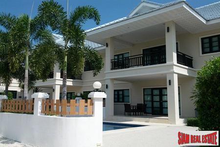 Large Apartments at West Hua Hin