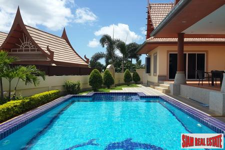 Amazing Pool Villa Conveniently Located 3