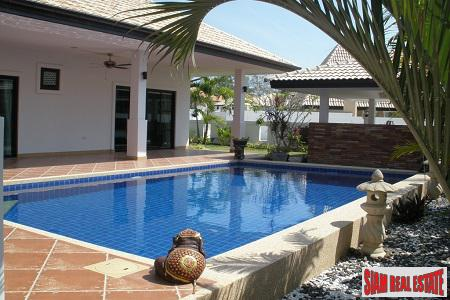 New Pool Villa Development in a Special Location in Hua Hin