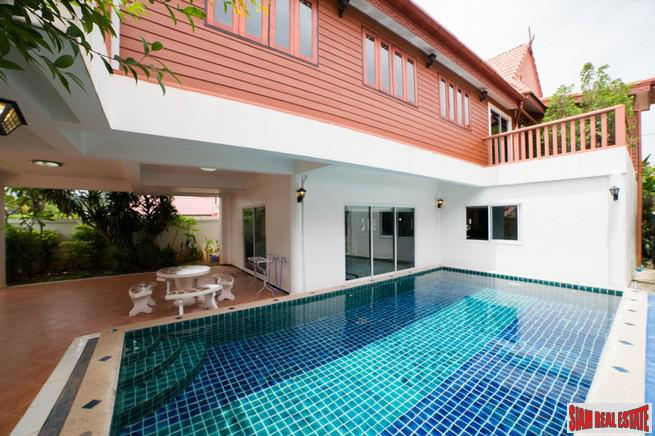 Fully Furnished House with Pool For Sale in Nai Yang, Phuket