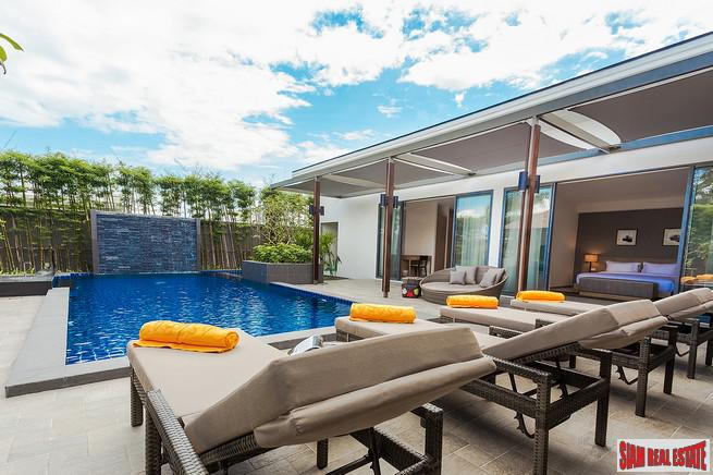 Casa Bay Villas | Magnificent Three Bedroom Pool Villa for Rent in Beautiful Rawai