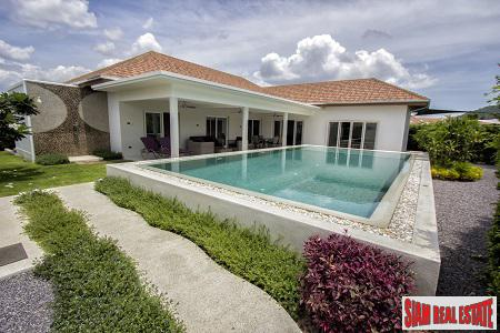 Spectacular Home with Pool for sale in Hua Hin