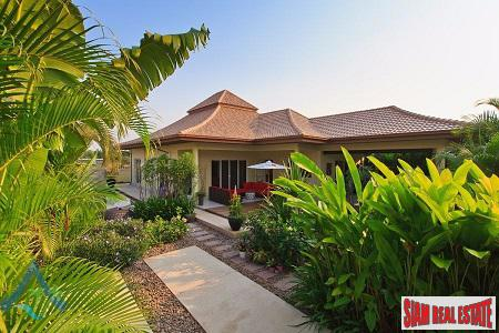Elegant and Private Pool Villas for sale in Hua Hin