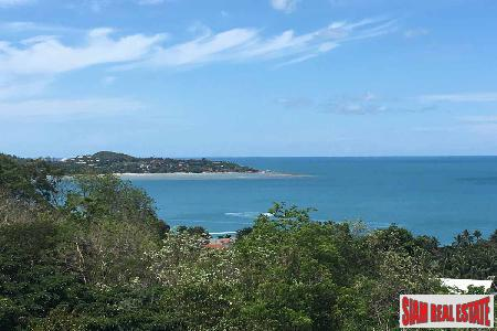 Ocean View Plots In Paradise, Lamai Beach