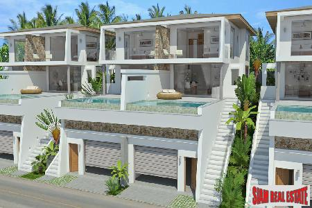 Contemporary 4-5 Bedroom Luxury Sea View Villas at Tong Sai Bay