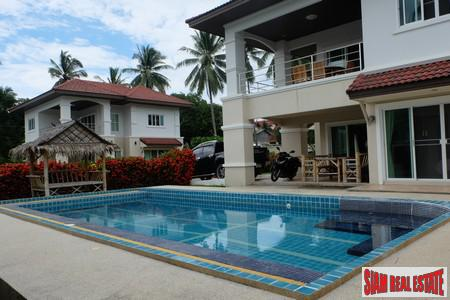 Beautiful and Unique Two Storey Home for Sale in Rawai