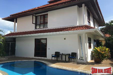 3 Bed House with Pool in Gated Beach Front Community