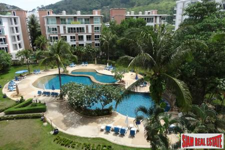 Phuket Palace Condo | One Bedroom Condo For Sale With Fantastic Patong Views