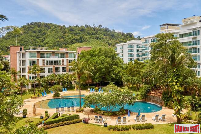 Phuket Palace Resort Condo | Spacious  One Bedroom Condo for Sale in Patong