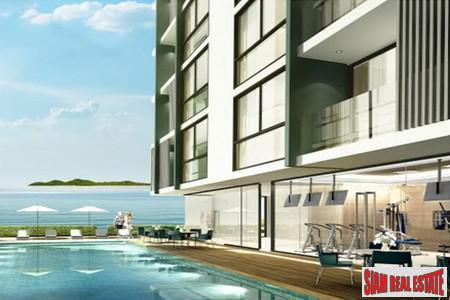 New Project Great Location with Special Offer in Cozy Beach Area Pratumnak Hills