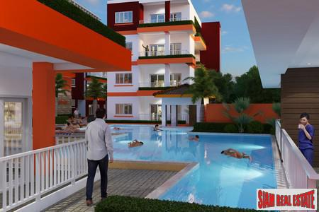New Resort Investment Apartments at 18