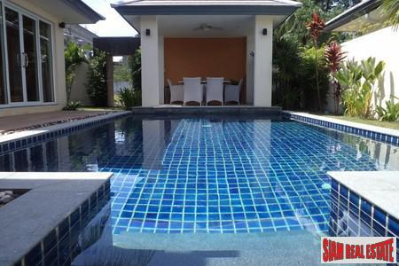 Private 2 Bed Villa in Secure Estate near Lipa Noi Beach