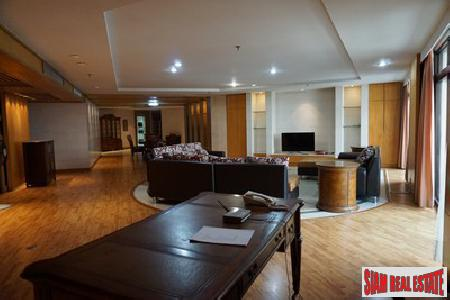 640 Sqm, 5 bed, 7 bath. Sukhumvit Soi 11. Kallista Mansion.