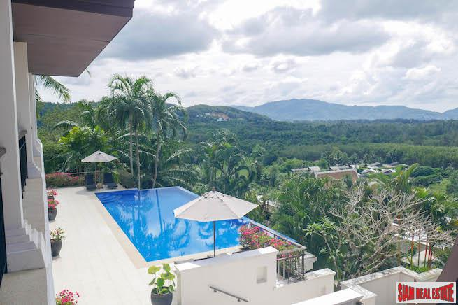 Vachuda Hills | Luxurious Thai Style Sea View Villa for Sale in Layan