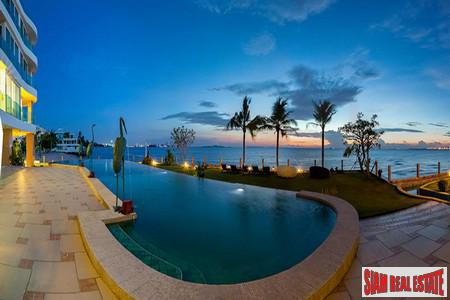 Absolute Beachfront Low Rise Luxury Condominium with Unobstructed Seaview