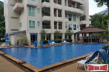 Quiet and Quality Two Bedroom Apartment in Patong Hills For Sale