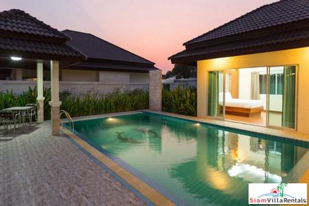 3 BED ROOM LUXURY PRIVATE SWIMMING POOL VILLA in Na Jomtien