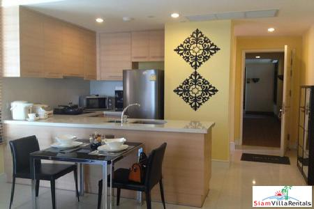 Aguston Sukhumvit 22 | Luxury Pet Friendly Two Bedroom Condo near Asoke BTS