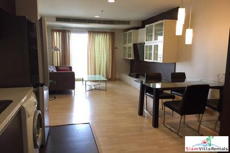 59 Heritage | Short walk to Thonglor BTS - Large Two Bedroom Condo for Rent Only 40K