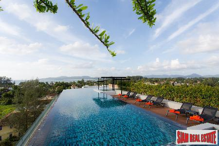 Walk to the Beach from this One Bedroom Condo in Surin Beach