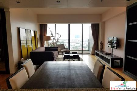 Luxury Large 2 beds in Sathorn. The Met.