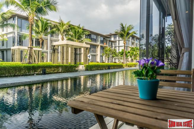 Luxury Seaview Pool Condo in Mai Khao