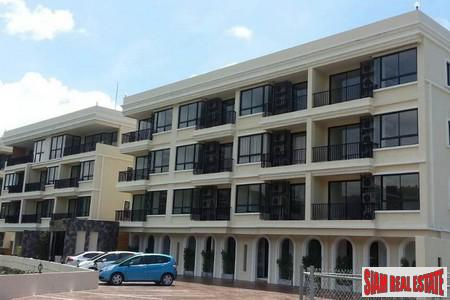 Walk to the Beach from your new condominium in Nai Harn, Phuket