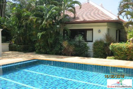 Beautiful 2 bedroom Home for Rent in World Famous Laguna Area, Phuket