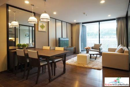 Luxury Large 2 bed in Sathorn. The Hudson.