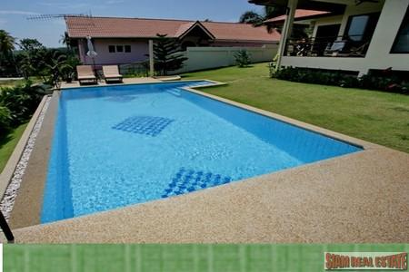 3 Bed Pool Villa in 2