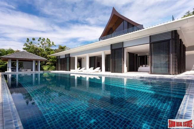 Magnificent Home on a Breathtaking Beach in Ao Yamu
