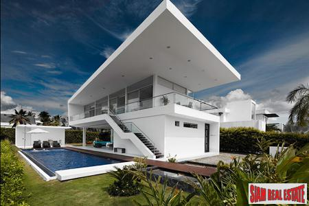 New Hua Hin Mountain View Villas For Sale