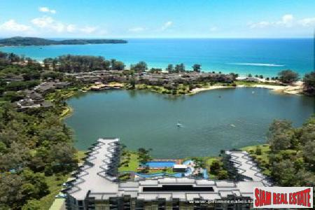 Tropical  Serviced Apartment for Sale in Luxurious Laguna, Phuket