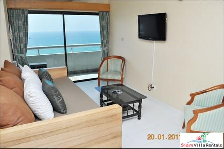 Panoramic Views from this One Bedroom Apartment for Rent In Patong