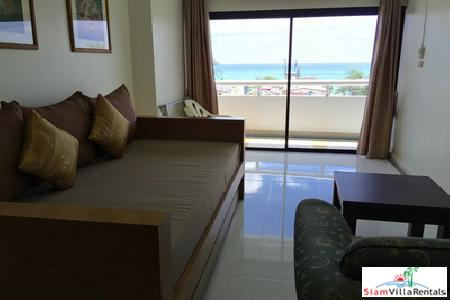 Sea Views from this Patong One Bedroom Apartment for Rent