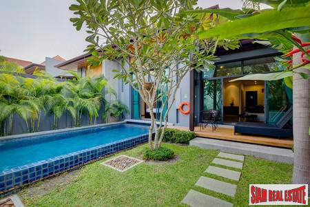 Saiyuan Estate Onyx | Tropical Pool Villa Living in Peaceful Rawai