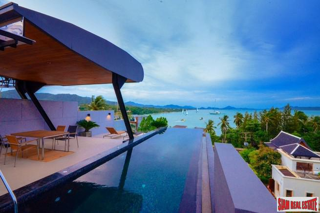 Aqua Villa | Luxury Three Bedroom Modern Living for Rent in Tropical Rawai