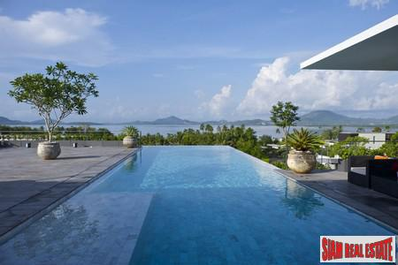 Magnificient Sea Views from this Luxurious Sea View Home in Cape Yamu