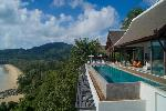 Sea Views from this Magnificient and Unique Villa in Nai Thon