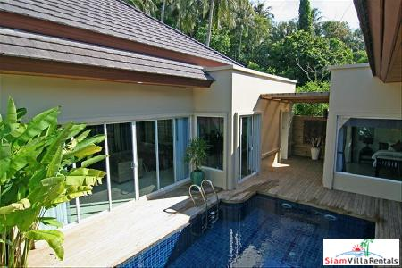 Thai Bali Two Bedroom Pool Villa at Karon Beach