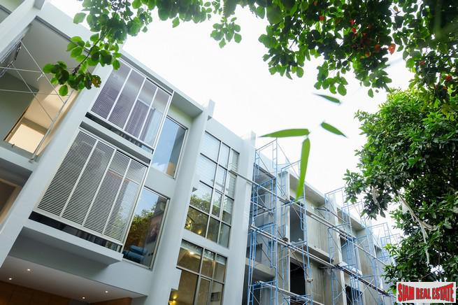 New and Modern Loft Style Pool Villas for Sale in Chalong