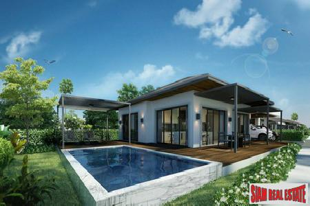 New Modern Development in Convenient Chalong, Phuket