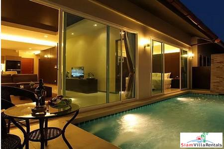 Beautiful Deluxe 3  Beds Pool Villa Jomtien - LT-Rental Include Free Internet+Cable V+Pool and Garden Maintenance