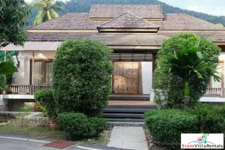 One Bedroom Furnished Home for Rent Close to Kamala Beach