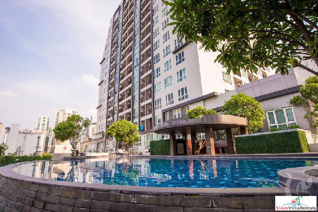 15 Sukhumvit Residences | One Bedroom Condo for Rent in the Heart of Sukhumvit
