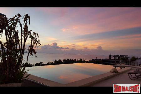 Sunset sea view villa
