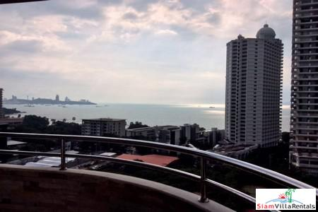 2 Bedrooms Tropical Forest Theme Corner Unit Condo Located on the Best Part of Pattaya