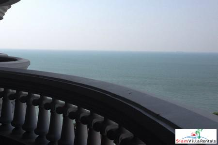 Beachfront Condo with Great Seaview on Wongamat Beach Pattaya